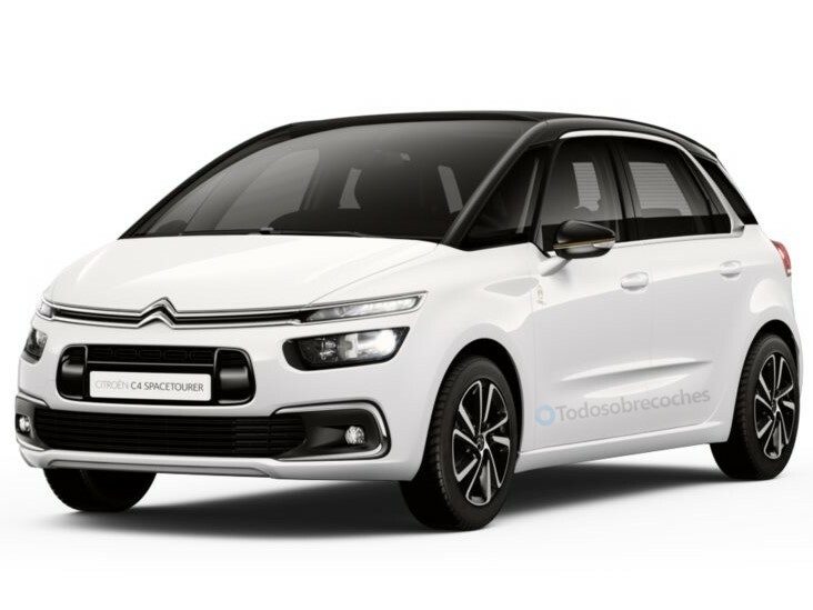 Citroen C4 Spacetourer Origins