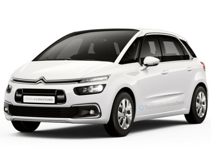 Citroen C4 Spacetourer Shine