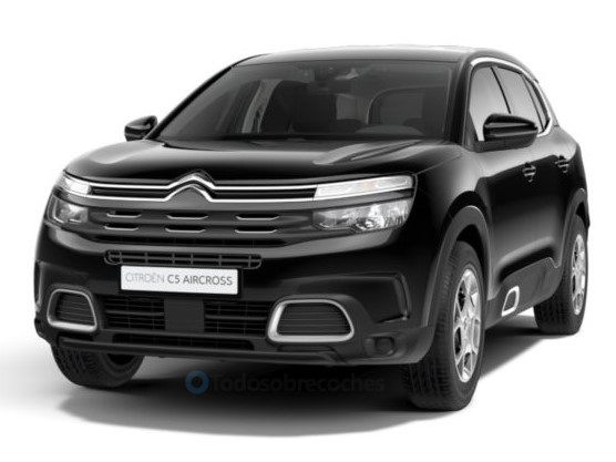 Citroen C5 Aircross Start