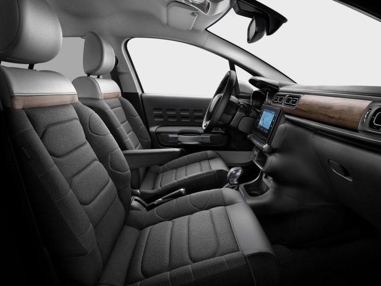 Asientos delanteros Citroen C3 2020