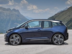 BMW i3 2018 lateral