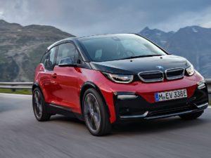BMW i3 2018 prueba en carretera