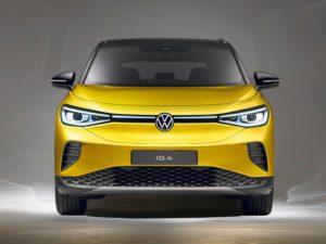 Frontal del Volkswagen ID.4 2021