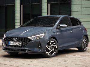 Hyundai i20 (2020) por delante lateral