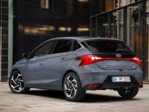 Hyundai i20 (2020) trasera lateral