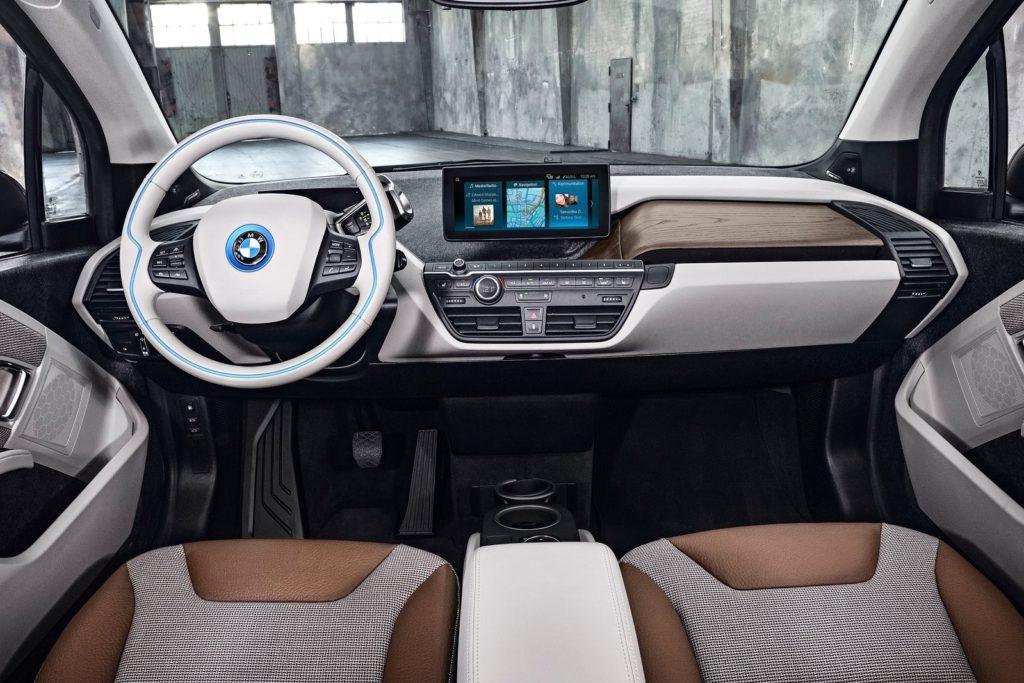 Interior BMW i3 2018