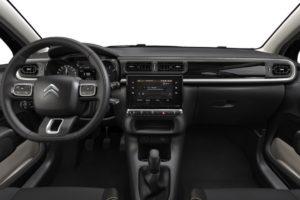 Interior Citroen C3 2020