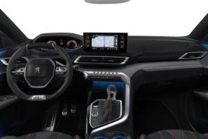 Interior Peugeot 3008 2021