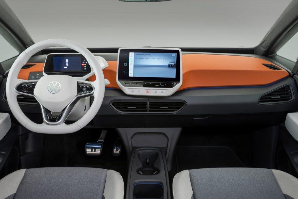 Interior Volkswagen ID.3 2020