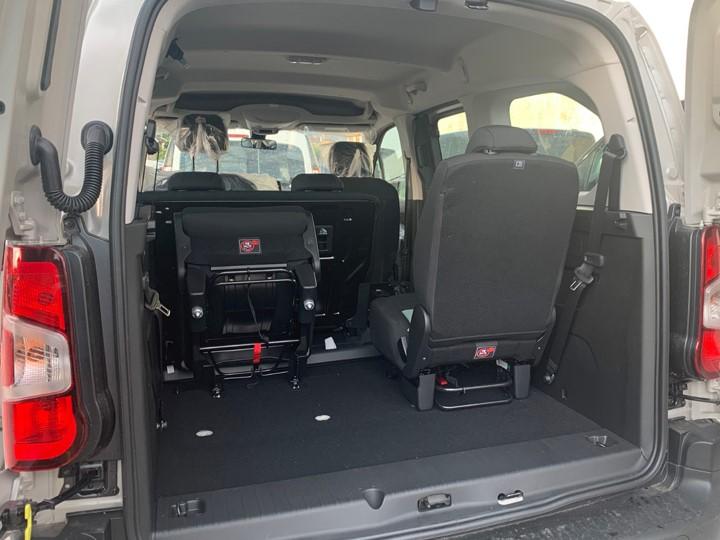 Maletero Citroen Berlingo Talla XL 7 plazas 2019