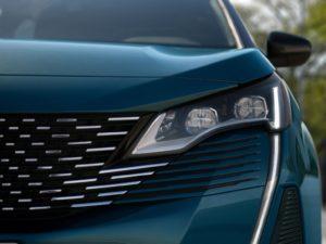 Parrila frontal t faros Peugeot 5008 2021