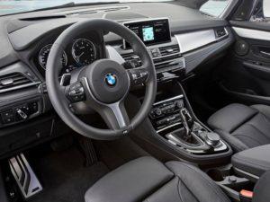Plazas delanteras BMW serie 2 Gran Tourer 2018