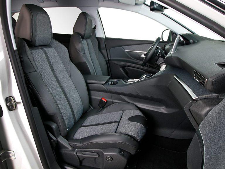Plazas delanteras Peugeot 3008 2021