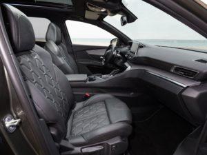 Plazas delanteras Peugeot 5008 2021