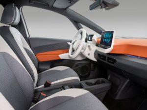 Plazas delanteras Volkswagen ID.3 2020