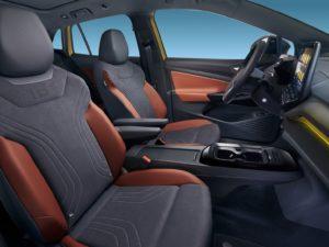 Plazas delanteras Volkswagen ID.4 2021