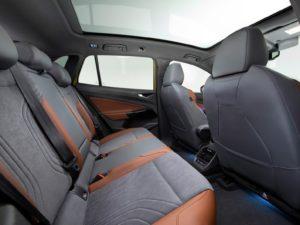 Plazas traseras Volkswagen ID.4 2021
