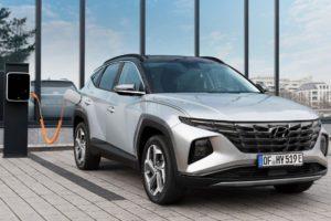 Hyundai Tucson Hibrido enchufable para 2021 PHEV