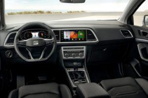 Interior Seat Ateca 2020