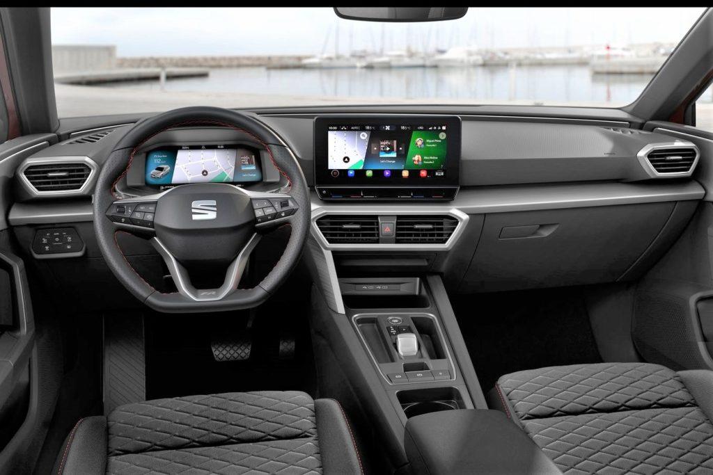 Interior Seat Leon Sportstourer 2020