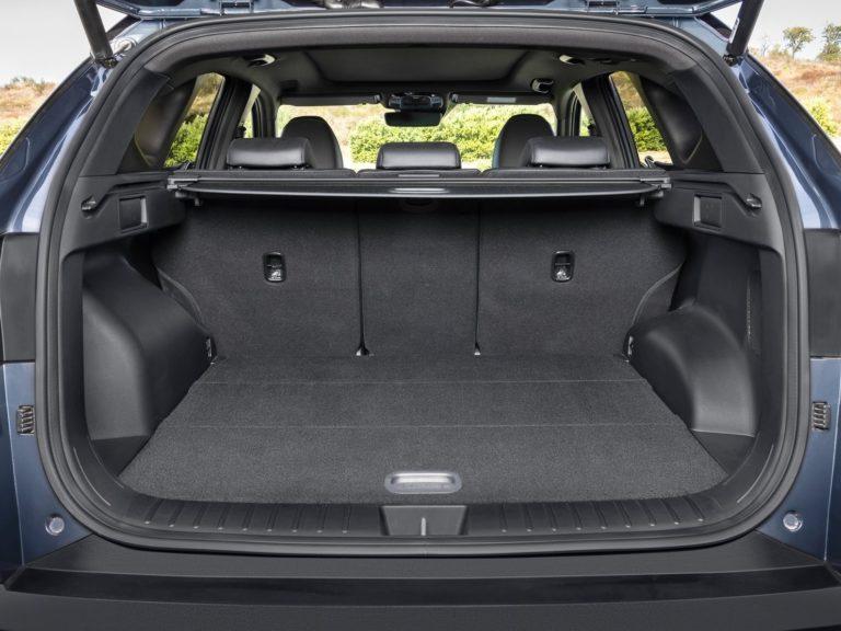 Maletero Hyundai Tucson 2021
